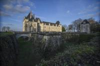 Hôtel Rillé hôtel Chateau De Jalesnes
