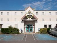 Hotel Balladins Voegtlinshoffen B-B Hôtel Colmar