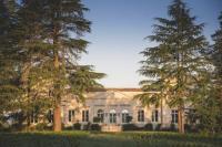 Hôtel Saucats hôtel Château Le Pape