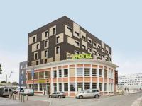 Hôtel Leers B-B Hôtel LILLE Roubaix Centre Gare