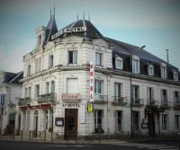 Hôtel Poncé sur le Loir hôtel Le Grand Hotel