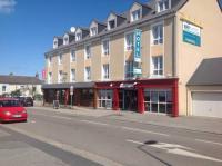 Hotel Fasthotel Sainte Geneviève Brit Hotel Cherbourg