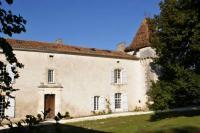 Hôtel Saint Julien de Bourdeilles hôtel Château de La Combe