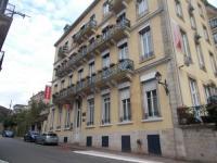 Hôtel Fontenoy le Château hôtel Résidence Central Hôtel
