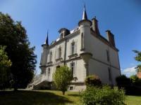 Hôtel Creuse hôtel Le Castel d'Ahun