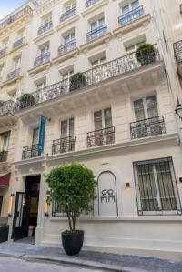 Hotel 4 étoiles Paris 2e Arrondissement hôtel 4 étoiles Adèle - Jules