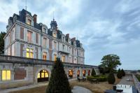 Hôtel Saint Pierre de Varennes hôtel Relais du Silence Château Saint Michel