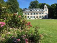 Hôtel Éragny sur Epte hôtel Château d'Amécourt