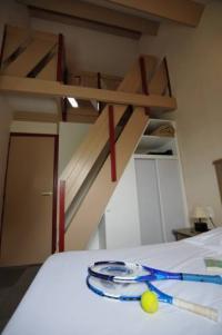 Hôtel Lanchères hôtel Le Cap Hornu
