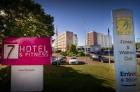 Hôtel Fegersheim hôtel 7Hotel-Fitness