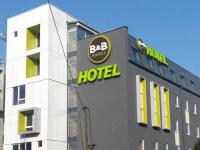 Hôtel Aubervilliers B-B Hôtel Paris Est Bobigny