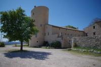 Hôtel Saint Vincent sur Jabron hôtel Château de la Gabelle