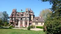 Hôtel La Ferté Saint Aubin hôtel château Mont Suzey