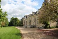 Hôtel Antigny hôtel Château de la Guillonnière