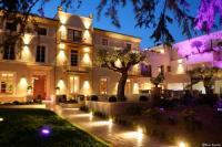 Hotel 4 étoiles Châteauneuf du Pape hôtel 4 étoiles Villa Montesquieu