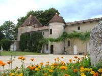 Hôtel Torsac hôtel Château de la Tour du Breuil