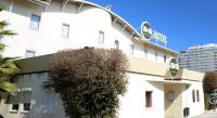 Hotel en bord de mer Le Rouret B-B hôtel Villeneuve Loubet Plage