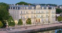 Hotel de luxe Lorraine hôtel de luxe Les Jardins du Mess