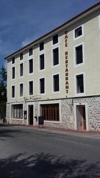 Hôtel Fontanès de Sault hôtel Palais Cathare