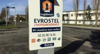 Hôtel Évreux Hotel Evrostel
