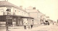 Hôtel Thoiré sur Dinan Hotel de la gare