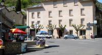 Hôtel Ispagnac hôtel Azureva La Malene Gorges du Tarn