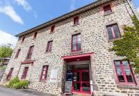 Hôtel Pinols Gite-Hôtel La Cabourne