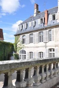 Hôtel Les Aix d'Angillon Hôtel de Panette, appartements de charme