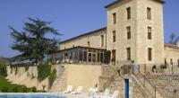 Hôtel Landerrouat hôtel Château De Sanse