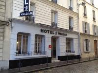 Hotel Fasthotel Asnières sur Seine Hotel Royal Wagram