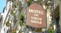 hotels Saint Ouen Hotel Du Vieux Saule
