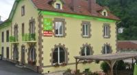 Hôtel Dommartin lès Remiremont Hotel Restaurant Du Haut Du Roc