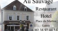 Hôtel Châteauneuf sur Loire Hotel Du Sauvage