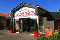 Hôtel Bayonne Hotel Restaurant Les Genêts