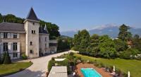 Hôtel Varces Allières et Risset hôtel Château De La Commanderie