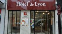 Hotel Confort Montélier Hotel De Lyon