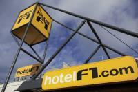 Hôtel Flavignerot hôtel Hotelf1 Dijon Sud