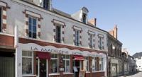 Hôtel Châteauneuf sur Loire hôtel La Madeleine