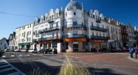 Hôtel Airon Saint Vaast Hotel De La Terrasse
