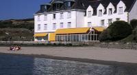 Hôtel Pouldergat Hotel De La Plage