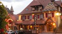 Hôtel Zellenberg Hotel Le Mittelwihr