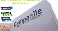 Hôtel Moisselles Hotel Campanile Paris Nord Écouen La Croix Verte