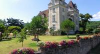 Hôtel Sagelat hôtel Château De Monrecour