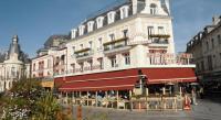 hotels Honfleur Hotel Le Central