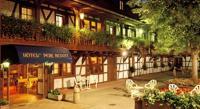 Hôtel Fegersheim Hotel Père Benoît