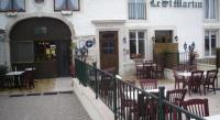 Hôtel Romain aux Bois hôtel Le Saint-Martin