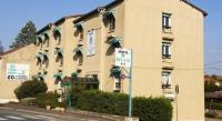 Hôtel Miradoux Hotel Le Relais