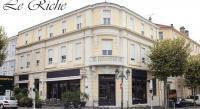 Hôtel Navacelles Hotel Restaurant Le Riche