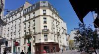 Hôtel Paris Hotel Du Moulin Vert