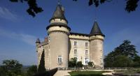 Hôtel Saint Vincent Rive d'Olt hôtel Château De Mercuès